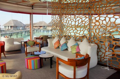 Lagoon Suite Lounge