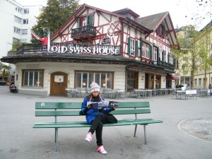 Traditional Swiss House