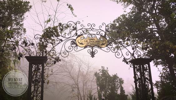 Mythical Garden Gate