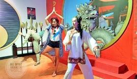 Jet Li, Gong Li & Nu Li