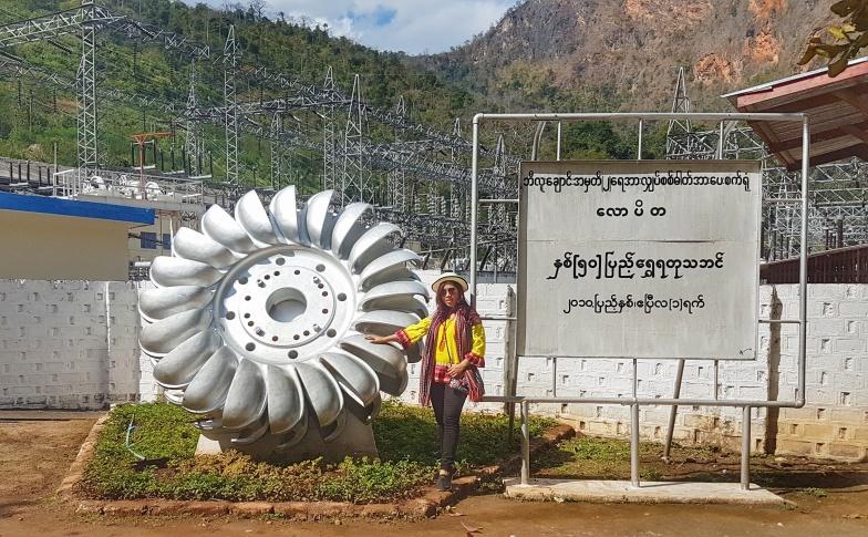 Law Pi Ta Hydroelectropower
