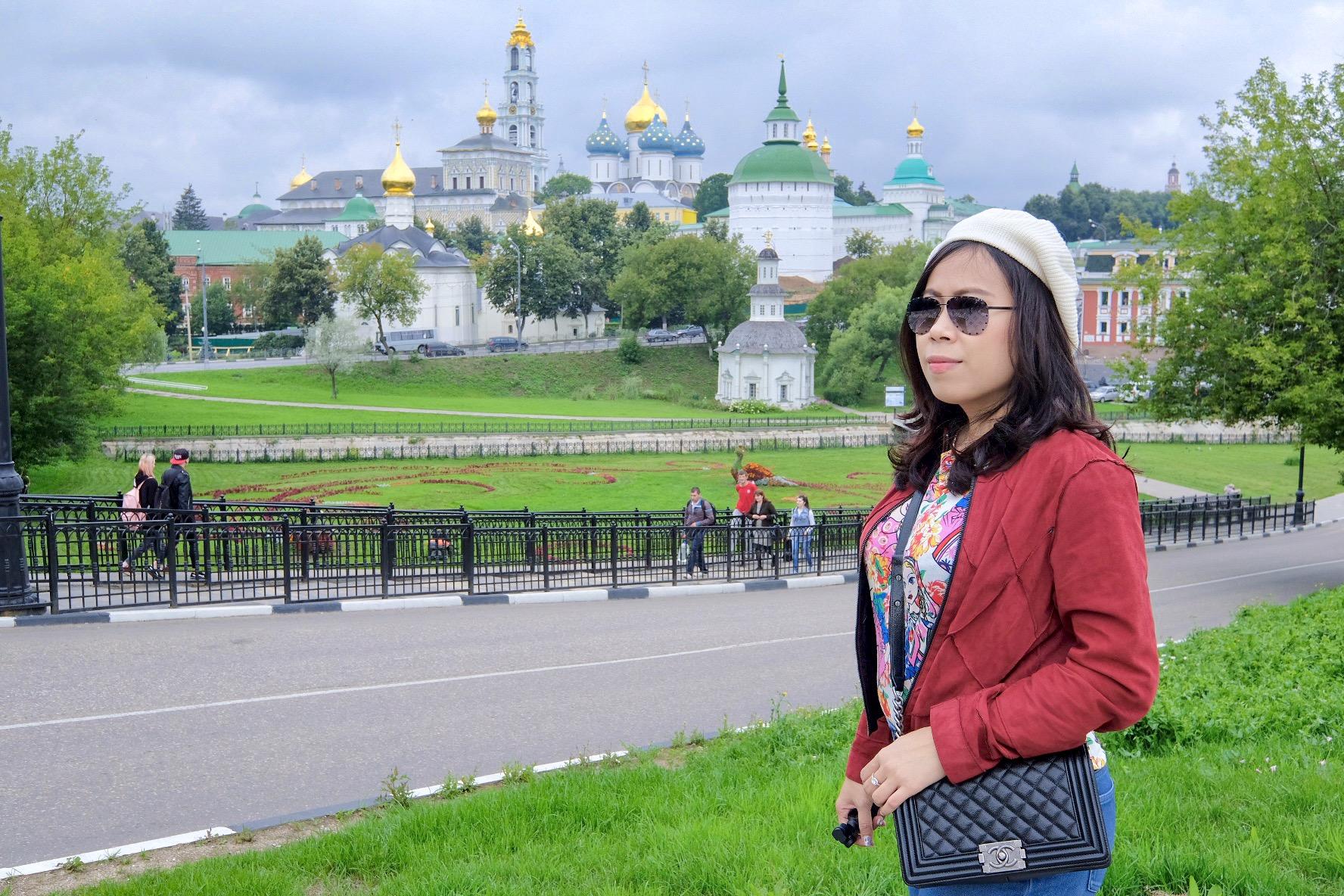 ကမ္ဘာ့အကြီးဆုံးနိုင်ငံ ရုရှား (Russia, World's Largest Country)