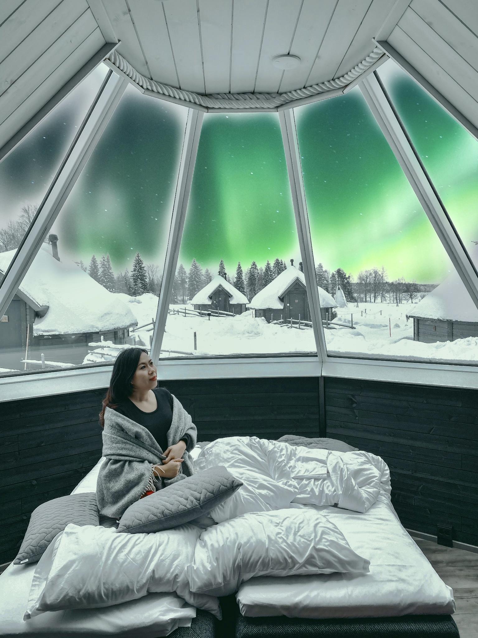 ခရစ္စမတ်ဘိုးဘိုးကြီးရဲ့ ဇာတိမြို့လေး Rovaniemi